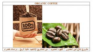 البن العضوي - القهوه العضويه
