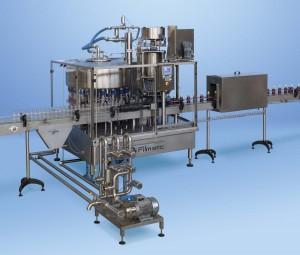 خط آلي لتعبئة الأسمدة العضوية السائلة