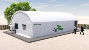 غرف حديثة وذات كلفة قليلة لإنتاج الفطر الزراعي