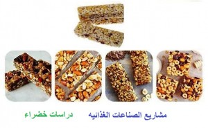 Dried fruit Nuts bar