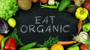 إستهلك الغذاء العضوي الصحي