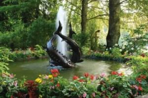 تصميم وتنفيذ الحدائق - دراسات خضراء