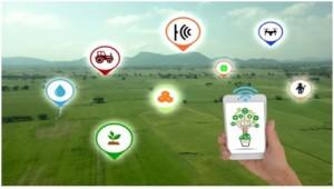 Smart Agriculture إستخدام تقنيات الزراعه الذكيه في إدارة الحدائق والمزارع